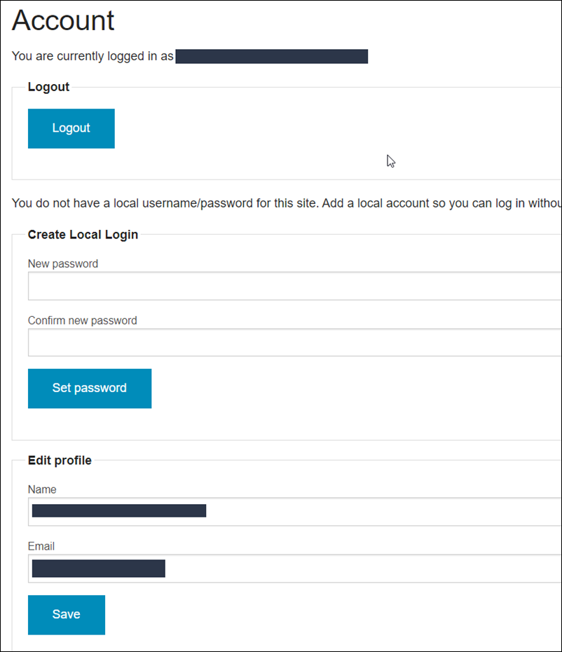 Configuring Azure Active Directory login with Umbraco