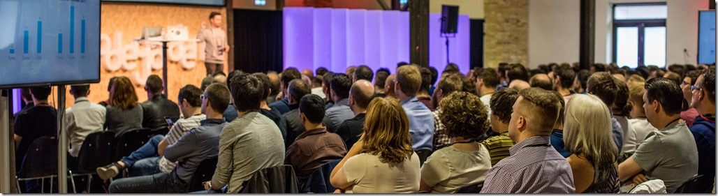 CodeGarden conference